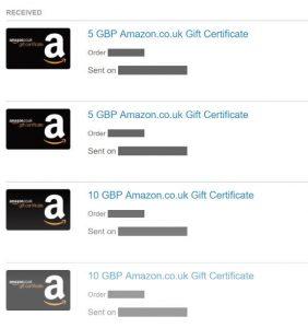 Swagbucks UK Payouts